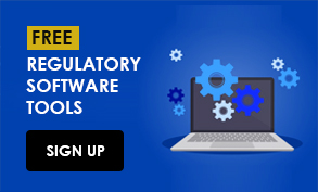 Free Regulatory Software Tools Sign Up